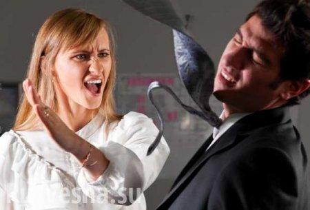 Беременная девушка разбила насильнику голову кирпичом (ВИДЕО)