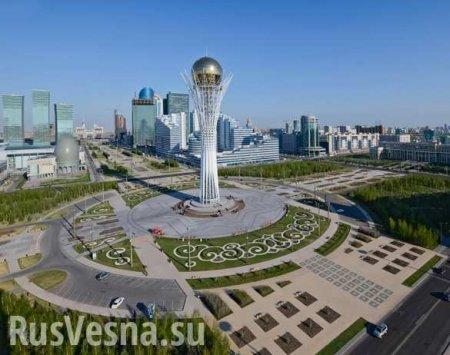 Новый президент Казахстана хочет переименовать Астану в Нурсултан
