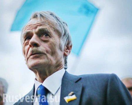 Джемилев: «ИзКрыма выселяют крымских татар»