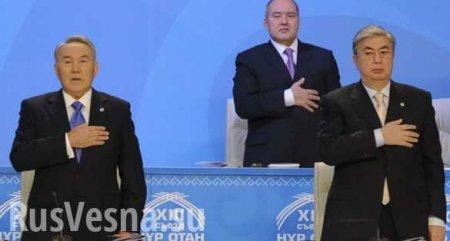 Преемник Назарбаева вступил вдолжность президента Казахстана (ФОТО, ВИДЕО)