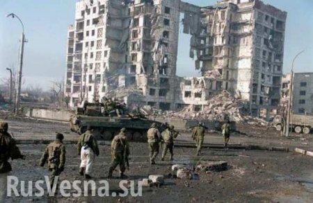 Настоящая война: Россия против «Чёрного интернационала» (ВИДЕО)