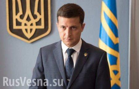 Лидер украинской президентской гонки готов на переговоры с Россией