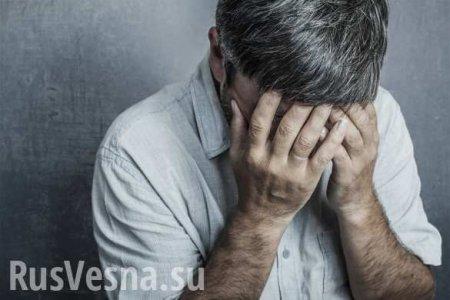 Минздрав назвал главную причину мужской смертности вРоссии