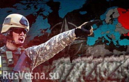 В Кремле заявление НАТО назвали «актом агрессии»