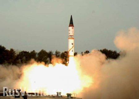 Индия объявила об уничтожении спутника