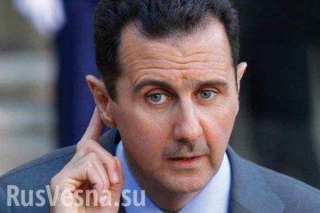 США требуют от России надавить на Асада, чтобы Сирия ушла с Голанских высот