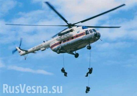 Вслучае катастрофы Норвегии придётся просить опомощи Россию