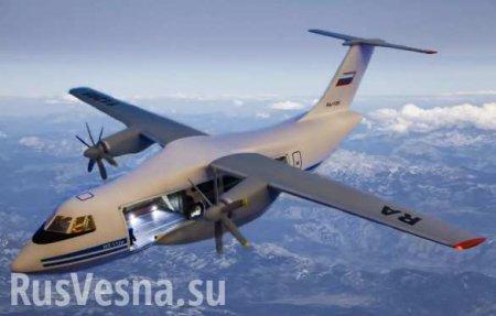Новый Ил-112В совершил первый испытательный полёт (ФОТО)