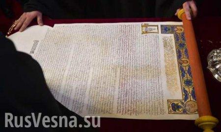 Томос помог? Почему на Украине Церковь гонят, а она укрепляется (ВИДЕО)
