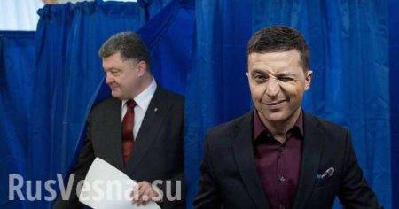 В штабе Порошенко уже рассказали, как будут отбирать голоса у Зеленского во ...