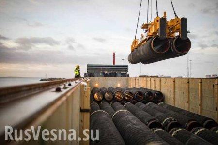 «Северный поток — 2», счёт идёт на месяцы: «Газпром» доложил оходе строите ...