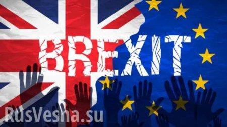 Парламент Британии вновь провалил голосование поBrexit