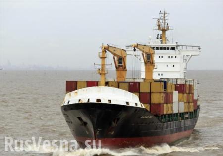 Украинских моряков взяли в плен нигерийские пираты