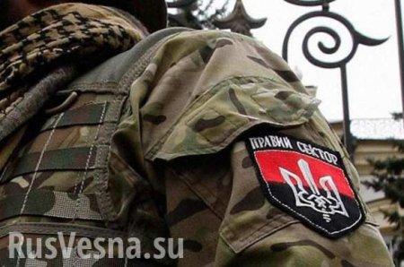 Под Донецком погиб опытный боевик «Правого сектора» (ФОТО)