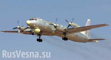 Япония подняла истребители на перехват российского самолёта (ФОТО, КАРТА)