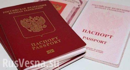 Донбасс активно готовится квыдаче российских паспортов, — киевские СМИ