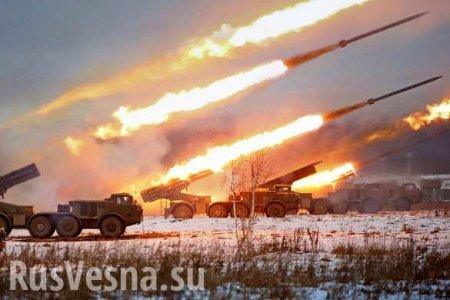 Море огня в Арктике: авиация, танки и артиллерия ВМФ показали, что ждёт вра ...