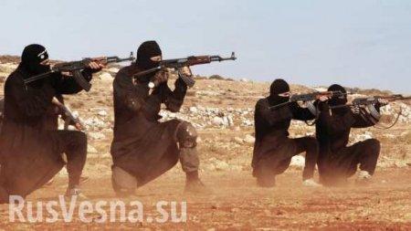МОЛНИЯ: ИГИЛ публикует кадры с захваченными российскими военными (ВИДЕО)