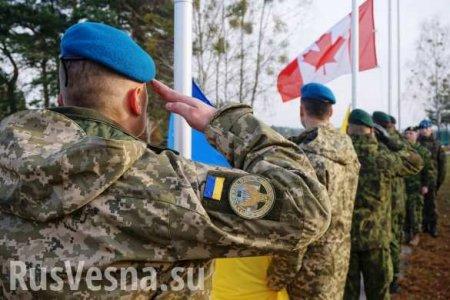 Горячая холодная война: как канадцы учат украинцев убивать русских