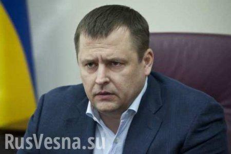 Сдал назад: Мэр Днепропетровска удалил из Facebook пост с оскорблениями Зел ...
