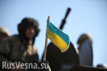 Донбасс: ВСУ заняли «серую зону» иобещают «сюрприз катастрофического масштаба» (ВИДЕО)