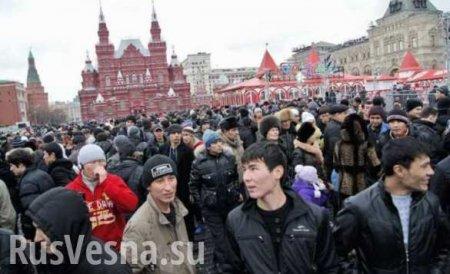 Мигранты разочаровались в России