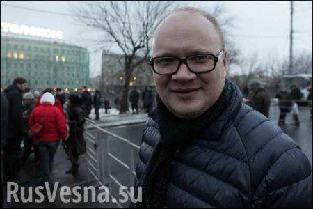 Как российская оппозиция относится к майдану, русской весне и «болезни Бабченко» — Олег Кашин