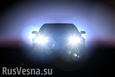 Страшные кадры: Mercedes специально сбил курсанта в Воронеже (ВИДЕО)