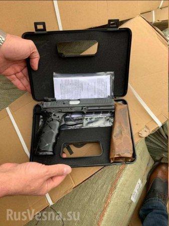 Зачем горели склады: ВИраке конфисковали партию украинского контрабандного оружия (ФОТО)