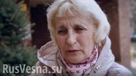 Мама Зеленского обещает, что сын не будет воровать (ВИДЕО)