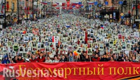 «Бессмертный полк» — нравственный стержень России в гибридной войне