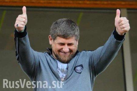 Кадыров прокомментировал дебаты Зеленского иПорошенко