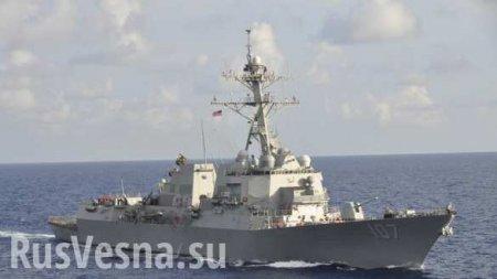 Корабли НАТО прибыли в порт Польши