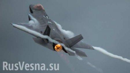 Турция готова заменить американские F-35 российскими истребителями