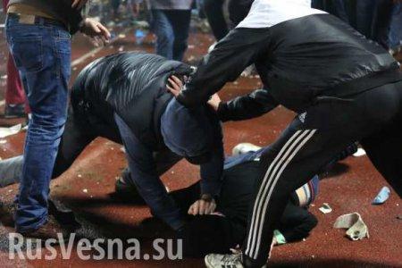 В Москве полицейские устроили массовую драку (ВИДЕО)