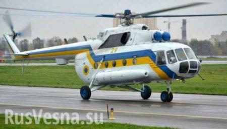 ВАЖНО: Авиация приведена в готовность и может быть задействована при необходимости, — МВД