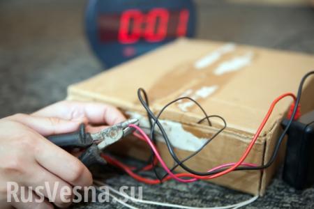 Началось: в Одессе заминировали здание телекомпании, в Никополе — избирательный участок (ФОТО, ВИДЕО)