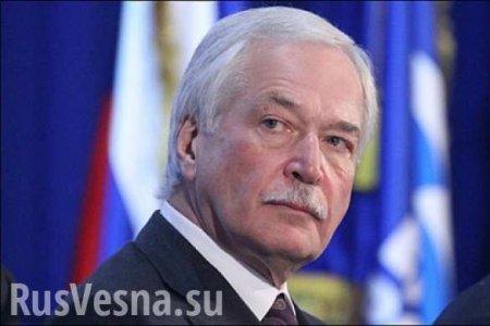 Украина получила возможность вести диалог с Донбассом, — Грызлов