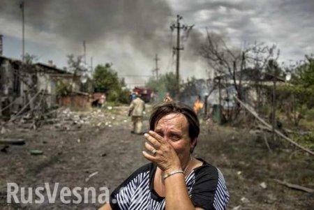 «За этих мразей»: украинский министр продемонстрировал отношение кжителям ЛДНР (ВИДЕО)
