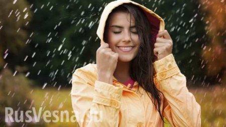 Как сделать ткань абсолютно непромокаемой: российское ноу-хау (ФОТО)