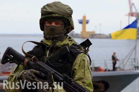 В ДНР готовы встречать морской спецназ, отправленный на убой: сводка о воен ...