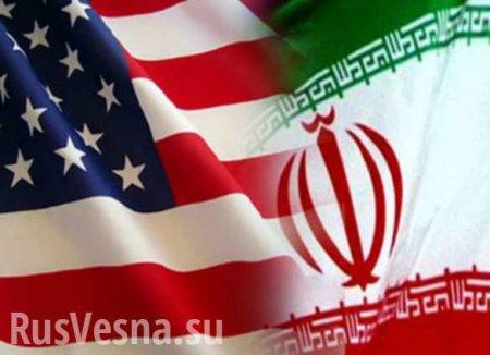 США рассматривают силовой вариант ответа на «угрозы» со стороны Ирана