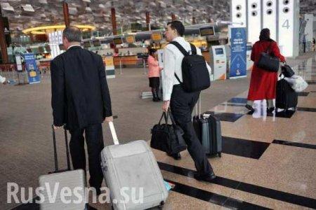 Россия высылает шведских дипломатов