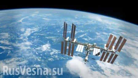 Прилетели американцы, запахло спиртом: нашкосмонавт объяснил, откуда запах