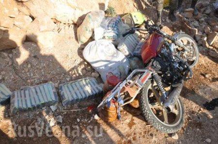 Бой у границы с Израилем: Армия Сирии обнаружила и уничтожила джихадистов (ФОТО 18+)