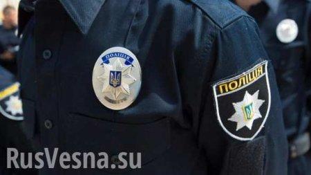 В Киеве полицейский случайно убил водителя