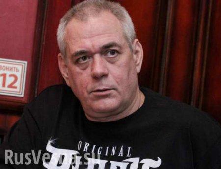 Полиция не отдаёт тело Доренко его вдове