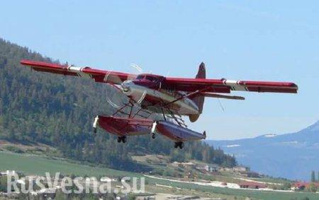 Два самолёта столкнулись над Аляской, есть погибшие (ФОТО)