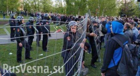 О«майдане» вЕкатеринбурге ибездействии власти (ВИДЕО)