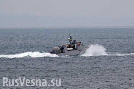 Новые украинские десантные катера не могут «стоять ровно» (ВИДЕО)